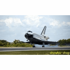 Space Shuttle Landing 8x10 photo Master Print