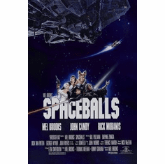 Spaceballs Movie Poster 24in x36 in