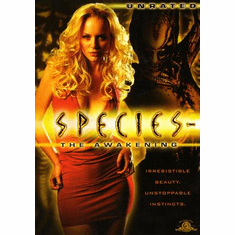 Species Pt 4 Movie Poster 24inx36in