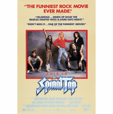 Spinal Tap Movie Poster 24inx36in