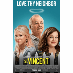 St Vincent Movie poster 24inx36in Poster