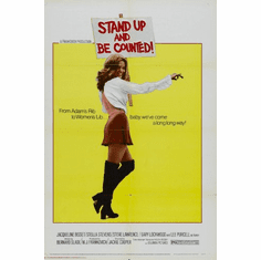 Stand Up And Be Counted Movie Poster 24x36