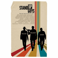 Standup Guys Movie Poster 24inx36in Poster