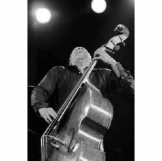 """Stanley Clarke Black and White Poster 24""""x36"""""""