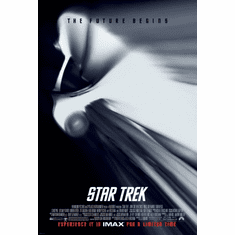 Star Trek 2009 Movie Poster 24inx36in