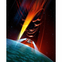 Star Trek Insurrection Movie Poster 11x17 Mini Poster
