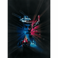Star Trek Search For Spock Movie Poster 11x17 Mini Poster