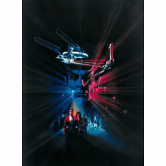 Star Trek Search For Spock Movie Poster 24inx36in