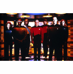 Star Trek Tng 11inx17in Mini Poster