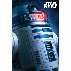 Star Wars R2D2 Poster Profile Image 22x34