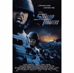 Starship Troopers Movie Poster 24in x36 in