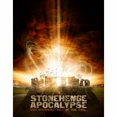 Stonehenge Apocalypse Movie Poster 24x36 #01