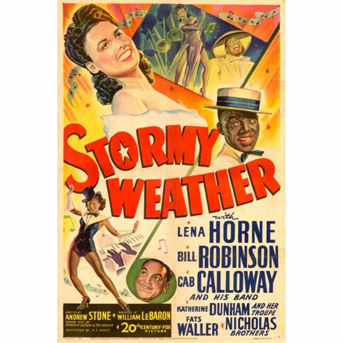 Stormy Weather Movie Poster 24inx36in