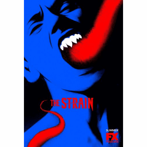 Strain The Poster 24in x36in