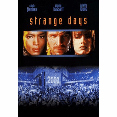 Strange Days Movie Poster 24x36 #01