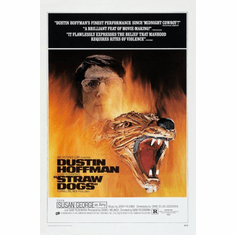 Straw Dogs Movie Poster 24inx36in