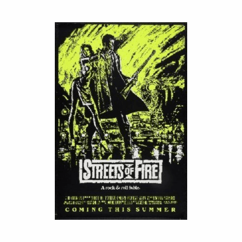 Streets Of Fire Mini Movie Poster 11x17