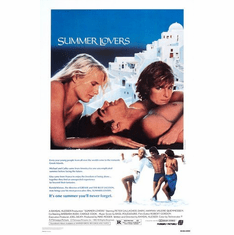 Summer Lovers Movie Poster 24Inx36In Poster