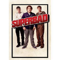 Superbad Movie Poster 24inx36in