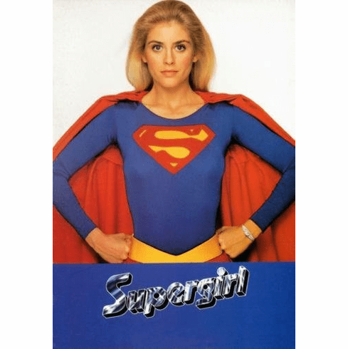 Supergirl 8x10 photo master print #01 Helen Slater