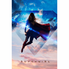 Supergirl Poster 24in x36in