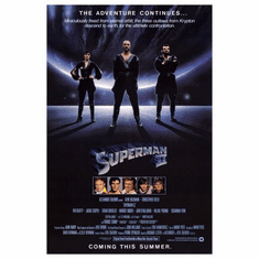 superman ii Mini Poster 11inx17in poster