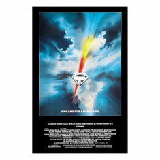 Superman Movie Poster 24inx36in