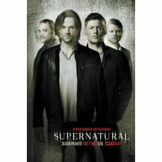 Supernatural Poster 24in x36in