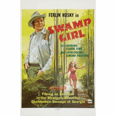 Swamp Girl Movie Poster 24Inx36In Poster