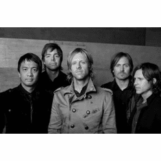 "Switchfoot Black and White Poster 24""x36"""