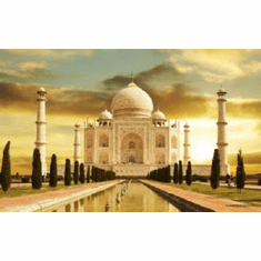 Taj Mahal Mini #01 photography 8x10 photo master print