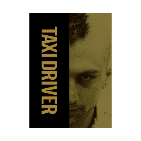 Taxi Driver Movie Poster 24in x36 in