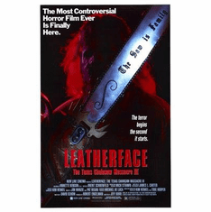Texas Chainsaw Massacre Leatherface 3 Movie Poster 11x17 Mini Poster