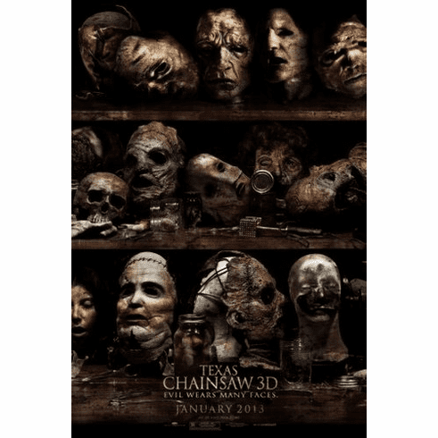texas chainsaw massacre Mini Poster 11inx17in poster