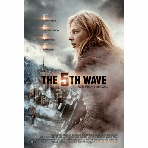 The 5Th Wave Movie Mini poster 11inx17in