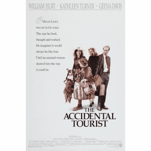 the accidental tourist Mini Poster 11inx17in poster