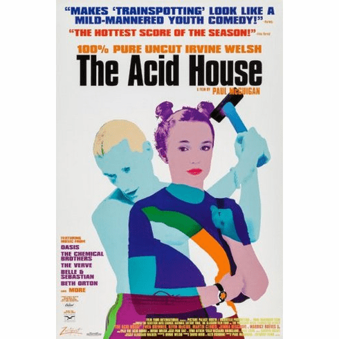 the acid house Mini Poster 11inx17in poster