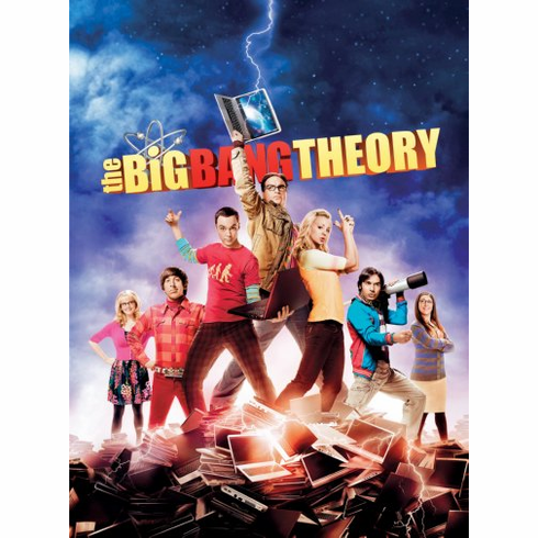 The Big Bang Theory Poster 24inx36in Poster