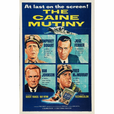 The Caine Mutiny Movie Poster 24inx36in Poster