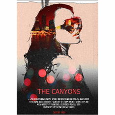 The Canyons 11inx17in Mini Movie Poster