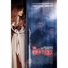The Canyons Movie Poster 24inx36in Poster