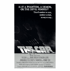 The Car Movie Poster 24inx36in