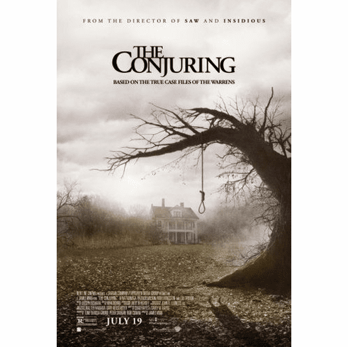 the conjuring 8x10 photo