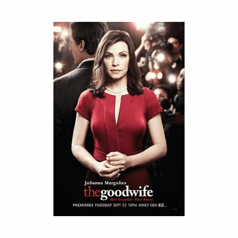 The Good Wife Poster 24inx36in