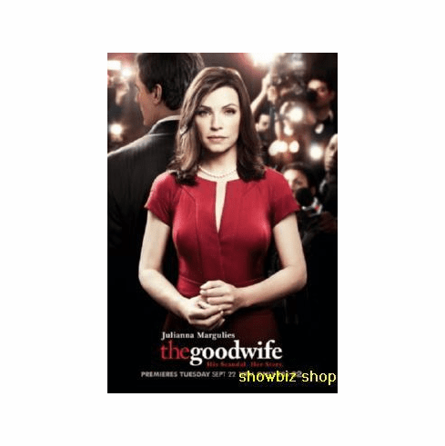 The Good Wife Poster Promo 24inx36in