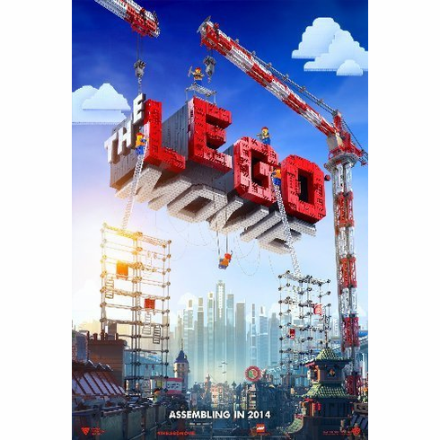 The Lego Movie 11inx17in Mini Movie Poster
