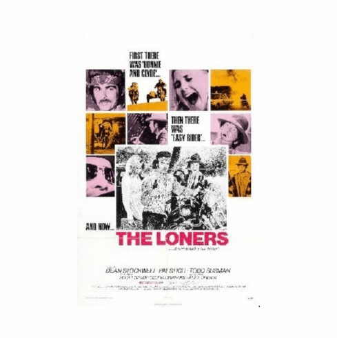 The Loners Mini Movie Poster 11x17