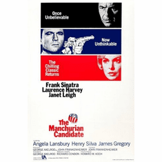 the manchurian candidate 8x10 photo