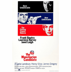 The Manchurian Candidate Movie Poster 24inx36in Poster