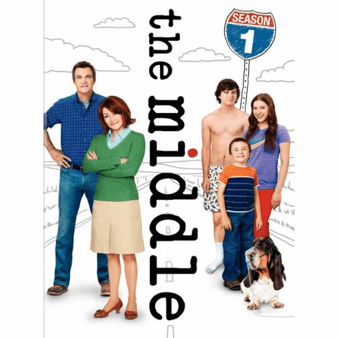 The Middle Poster 24inx36in Poster
